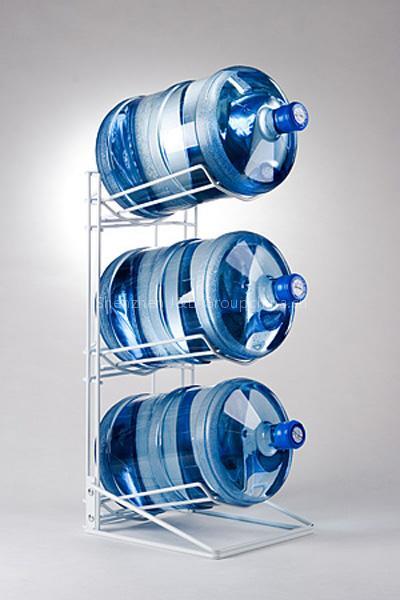 Метални стендове за 3 и 4 броя 19 литрови бутилки