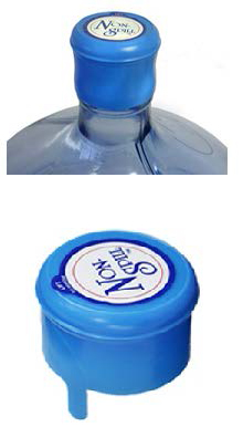 Caps for 5 gallon water bottles
