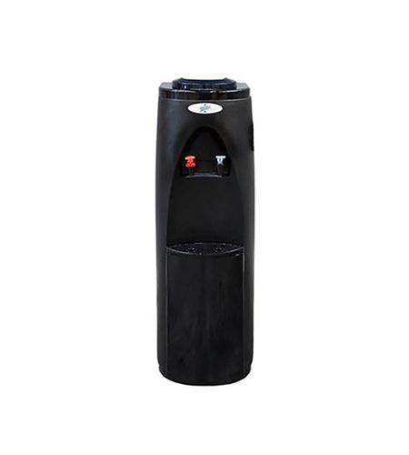 Диспенсер за бутилирана вода с компресорно охлаждане модел HC69L Black